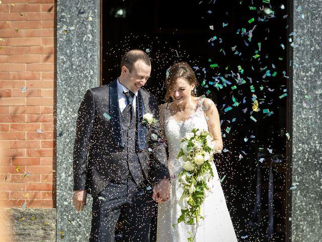 Il matrimonio di Luca e Adriana a Poirino, Torino 52