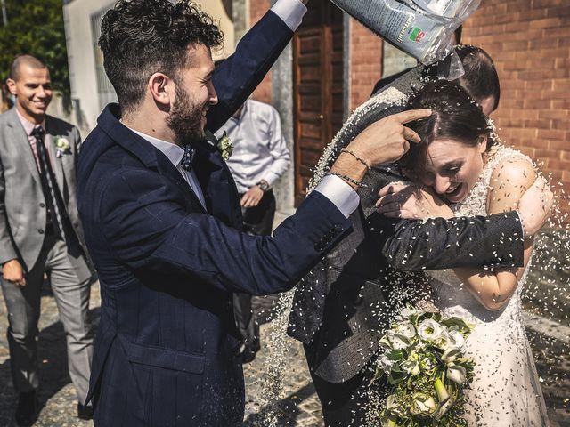 Il matrimonio di Luca e Adriana a Poirino, Torino 53
