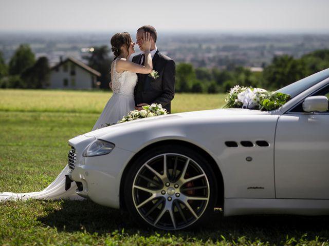 Il matrimonio di Luca e Adriana a Poirino, Torino 56