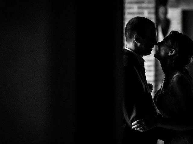 Il matrimonio di Luca e Adriana a Poirino, Torino 1
