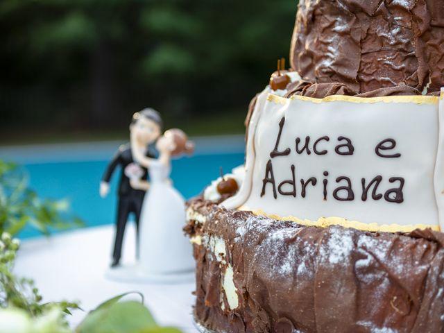 Il matrimonio di Luca e Adriana a Poirino, Torino 80
