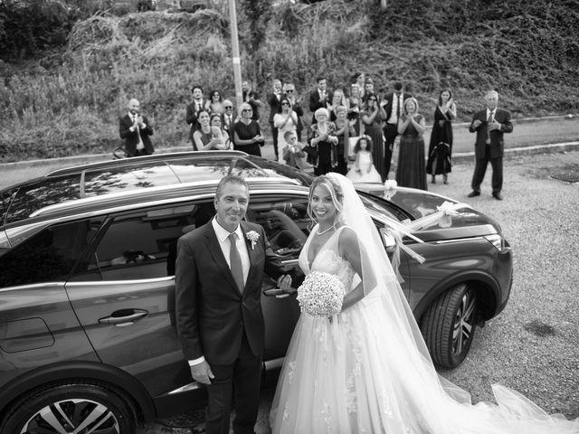Il matrimonio di Michela e Stefano a Guidonia Montecelio, Roma 7