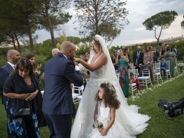 Il matrimonio di Michela e Stefano a Guidonia Montecelio, Roma 8