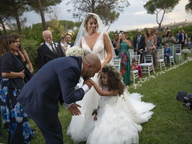 Il matrimonio di Michela e Stefano a Guidonia Montecelio, Roma 9