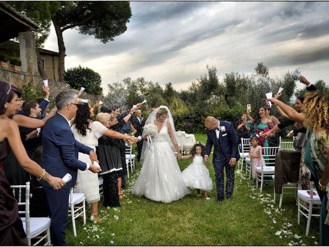 Il matrimonio di Michela e Stefano a Guidonia Montecelio, Roma 10