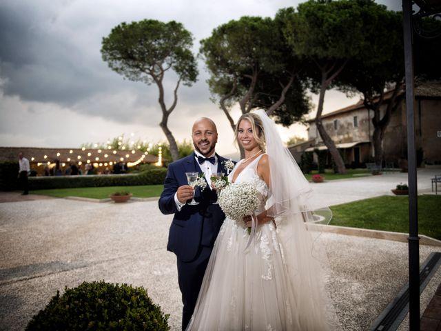 Il matrimonio di Michela e Stefano a Guidonia Montecelio, Roma 12