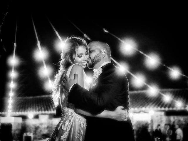 Le nozze di Stefano e Michela