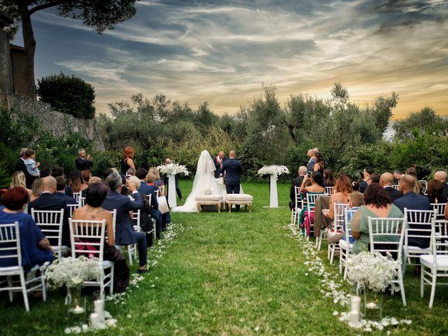 Il matrimonio di Michela e Stefano a Guidonia Montecelio, Roma 1