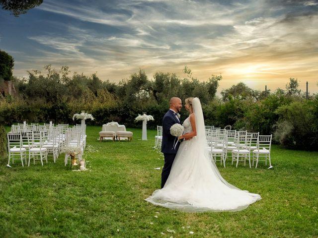Il matrimonio di Michela e Stefano a Guidonia Montecelio, Roma 18