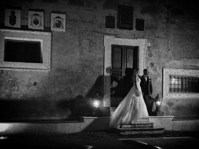 Il matrimonio di Michela e Stefano a Guidonia Montecelio, Roma 21