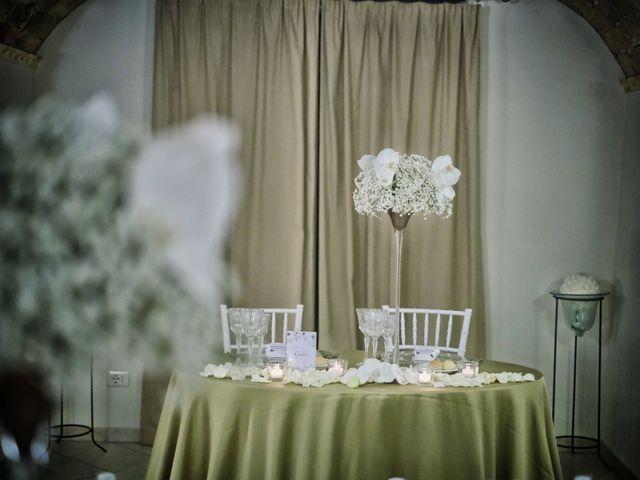 Il matrimonio di Michela e Stefano a Guidonia Montecelio, Roma 24