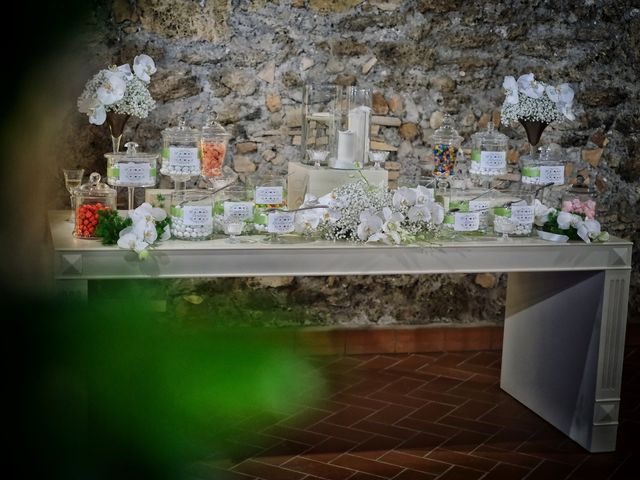 Il matrimonio di Michela e Stefano a Guidonia Montecelio, Roma 25