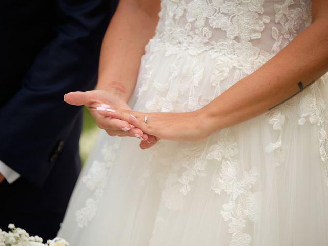 Il matrimonio di Michela e Stefano a Guidonia Montecelio, Roma 28