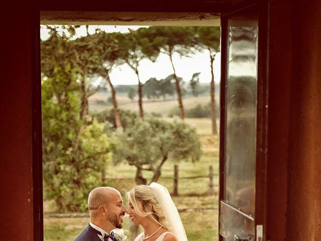 Il matrimonio di Michela e Stefano a Guidonia Montecelio, Roma 31