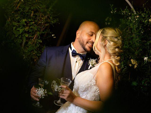 Il matrimonio di Michela e Stefano a Guidonia Montecelio, Roma 35