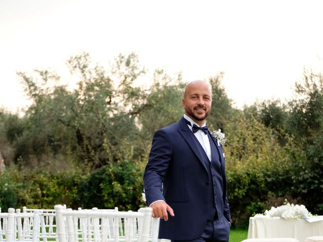 Il matrimonio di Michela e Stefano a Guidonia Montecelio, Roma 38