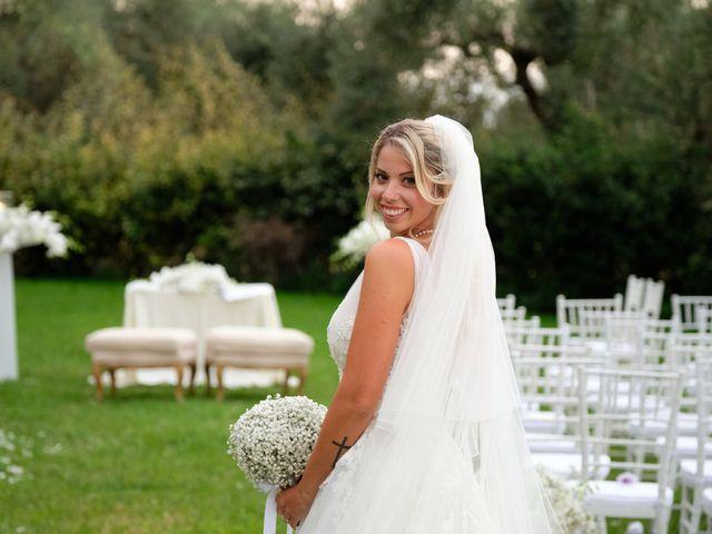 Il matrimonio di Michela e Stefano a Guidonia Montecelio, Roma 39