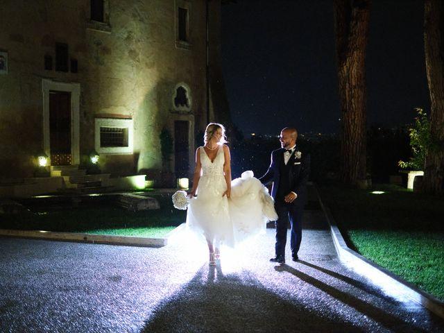Il matrimonio di Michela e Stefano a Guidonia Montecelio, Roma 40