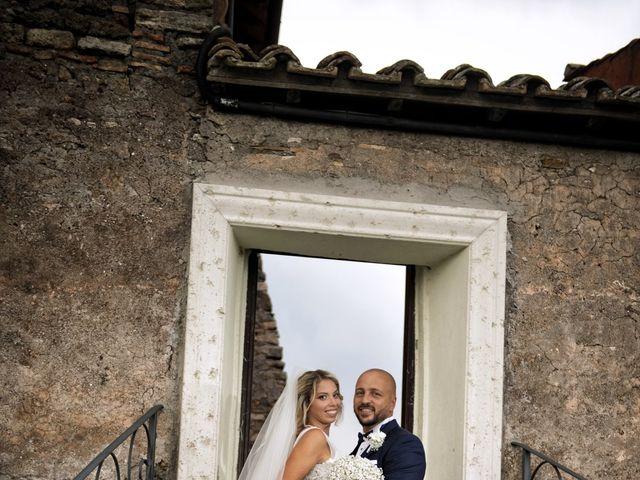 Il matrimonio di Michela e Stefano a Guidonia Montecelio, Roma 41