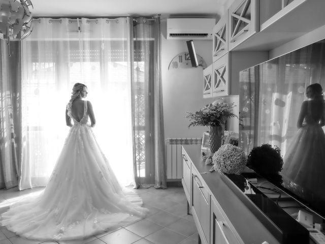 Il matrimonio di Michela e Stefano a Guidonia Montecelio, Roma 42