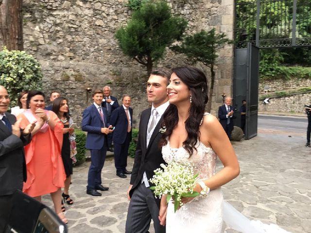 le nozze di Giusi e Gionata