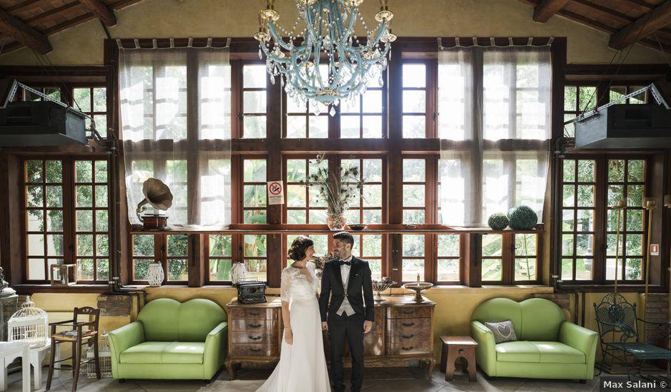 Il matrimonio di Alex e Elena a Polesella, Rovigo