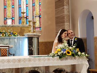 Le nozze di Marialucia e Gianluca