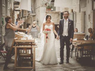 Le nozze di Mariapia e Claudio