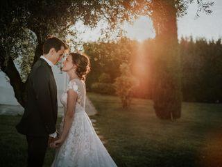 Le nozze di Amalia e Gianluca