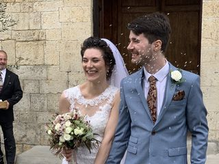 Le nozze di Giulia Carbonari e Shaun Alexander Minnear 2