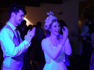 Le nozze di Giulia Carbonari e Shaun Alexander Minnear