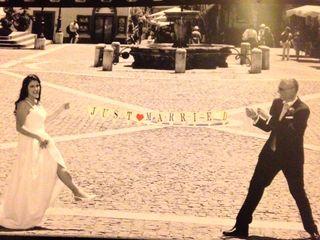 Le nozze di Andrea e Linda