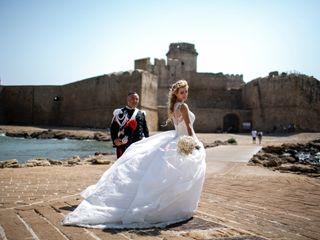 Le nozze di Maria Antonia e Giuseppe