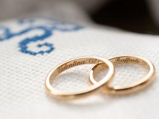 Le nozze di Valentina e Raffaele 1