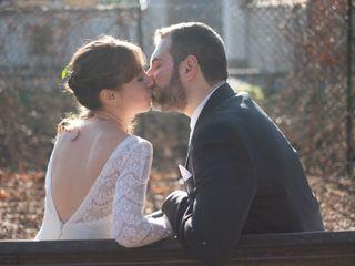 Le nozze di Tiziana e Alexandros