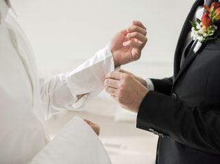 Le nozze di Greta e Marco 1