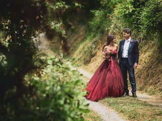 Le nozze di Valeria e Alberto
