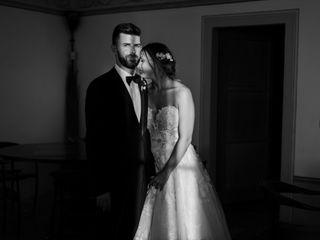 Le nozze di Giuliano e Michela