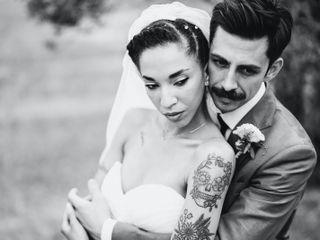 Le nozze di Tamara e Niccolò
