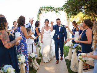 Le nozze di Sarah e Randy