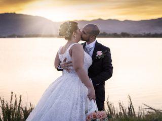 Le nozze di Emanuela e David
