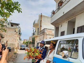 Le nozze di Elena Margherita  e Vito  2