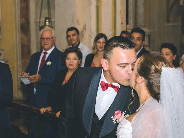 Il matrimonio di Marco e Giada a Giussago, Pavia 6