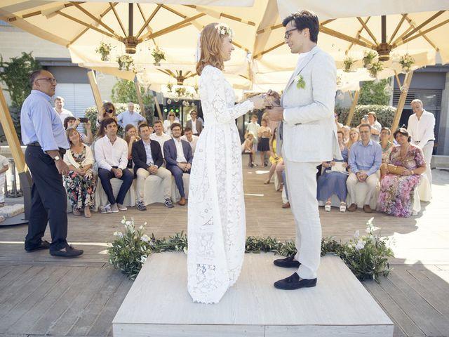 Il matrimonio di Nicolò e Yuliya a San Lorenzo al Mare, Imperia 42