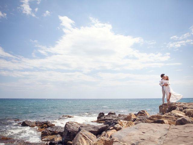 Il matrimonio di Nicolò e Yuliya a San Lorenzo al Mare, Imperia 7