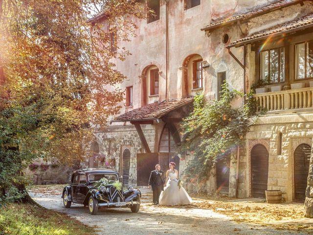 le nozze di Beatrice e Donato