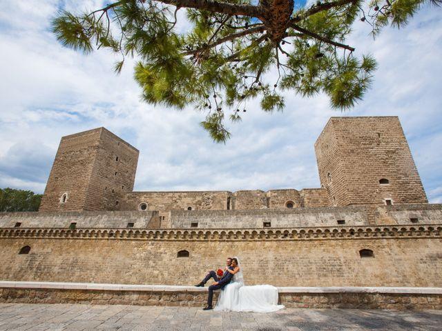 Il matrimonio di Claudio e Mariapia a Bari, Bari 9