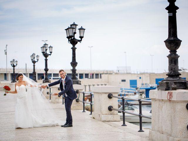 Il matrimonio di Claudio e Mariapia a Bari, Bari 13