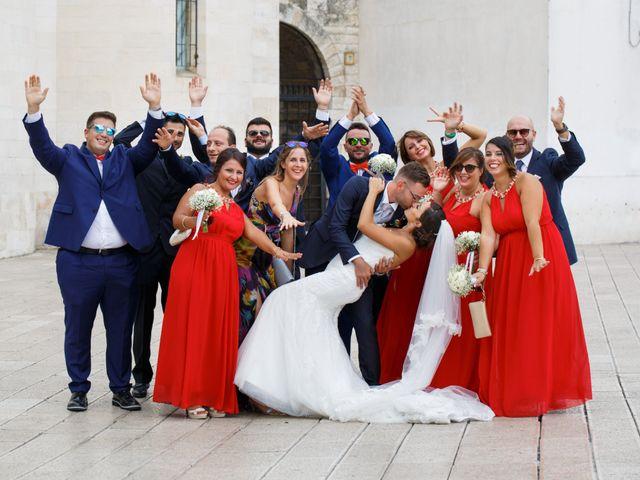 Il matrimonio di Claudio e Mariapia a Bari, Bari 14