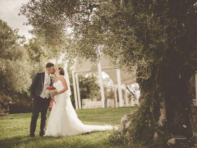 Il matrimonio di Claudio e Mariapia a Bari, Bari 16